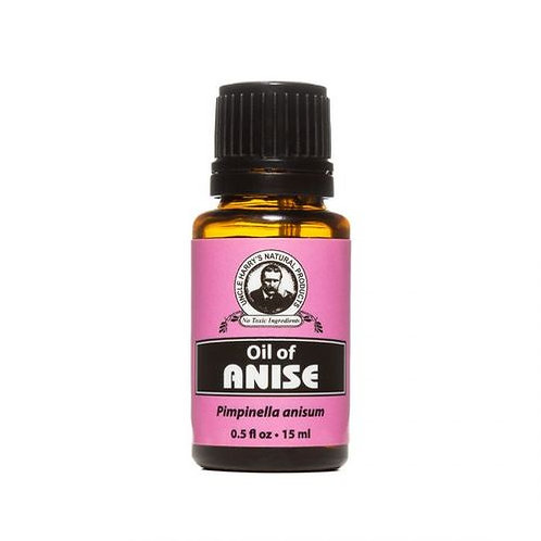 Uncle Harry's Oil of Anise  15 ml
