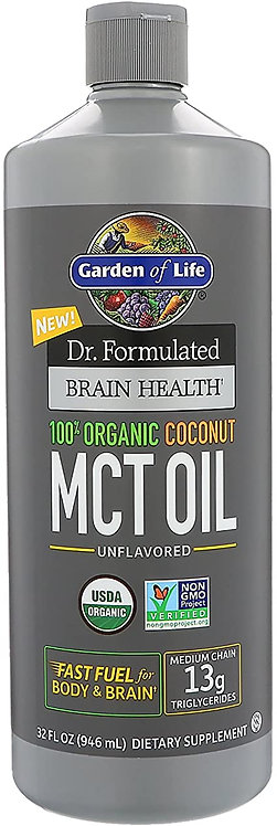 Garden of Life Dr. Formulated MCT Oil Unflavored  946 ml