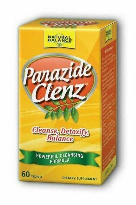Natural Balance Parazide Clenz  60 caps