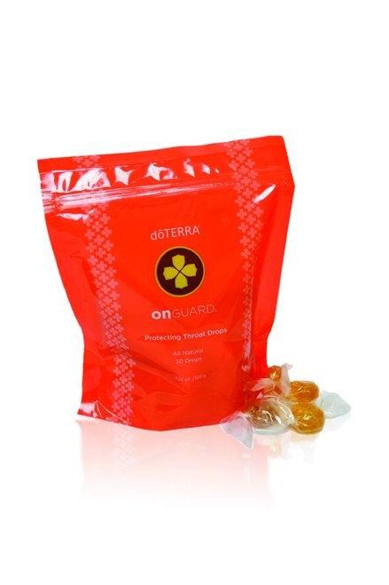 doTERRA On Guard Protecting Throat Drops 30 drops