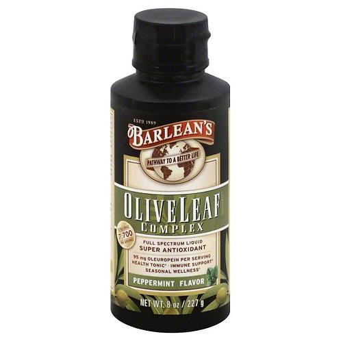 Barlean's Olive Leaf Complex Throat Spray Peppermint   45 ml