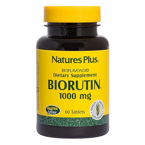NaturesPlus Biorutin 1000 mg  60 tabs