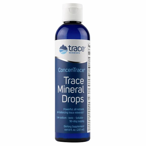 Trace Minerals  Trace Mineral Drops  237 ml