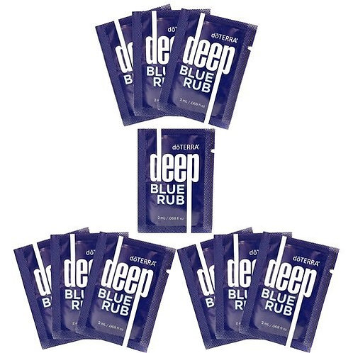 doTERRA Deep Blue Rub 10 2 ml packets