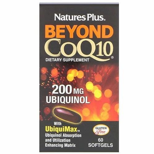 NaturesPlus Beyond CoQ10 200 mg  30 softgels