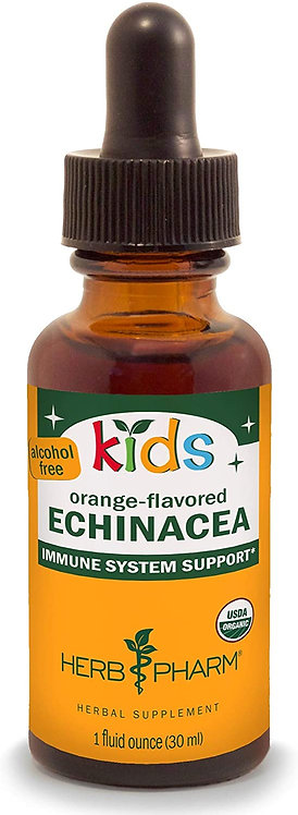 Herb Pharm Kids Echinacea Orange   30 ml