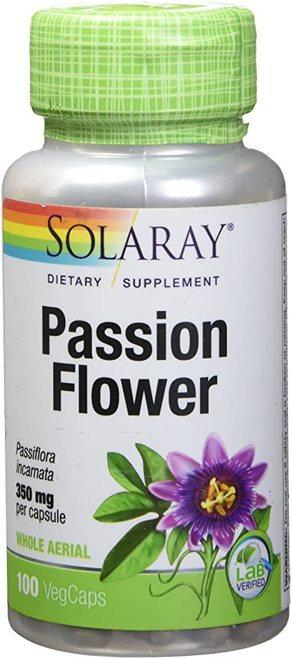 Solaray Passion Flower 350 mg  100 caps