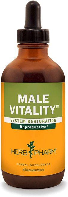 Herb Pharm Male Vitality  30 ml