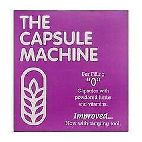 Capsule Connection, LLC The Capsule Machine for 0 capsules  1 ct