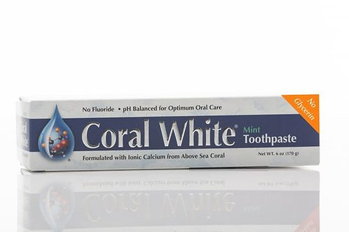 Coral LLC Coral White Toothpaste Mint  170 g