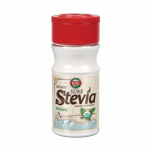 KAL Stevia Extract Powder Organic 40 g