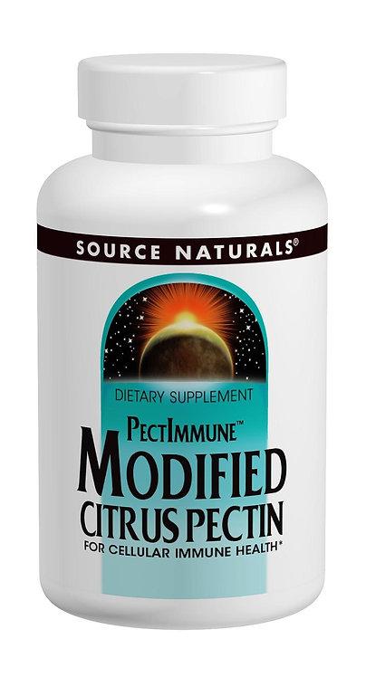 Source Naturals PectImmune Modified Citrus Pectin 750 mg   60 caps