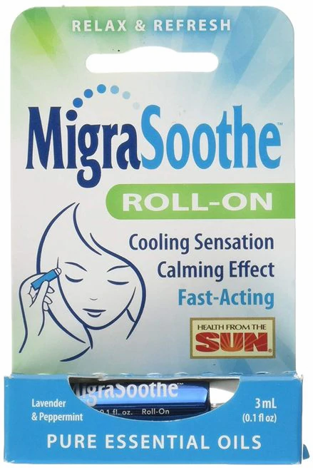 Health From The Sun MigraSoothe Roll-On  3 ml