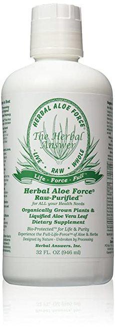 Herbal Answer Herbal Aloe Force  946 ml