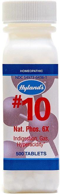 Hyland's Nat. Phos. 6X  500 tabs