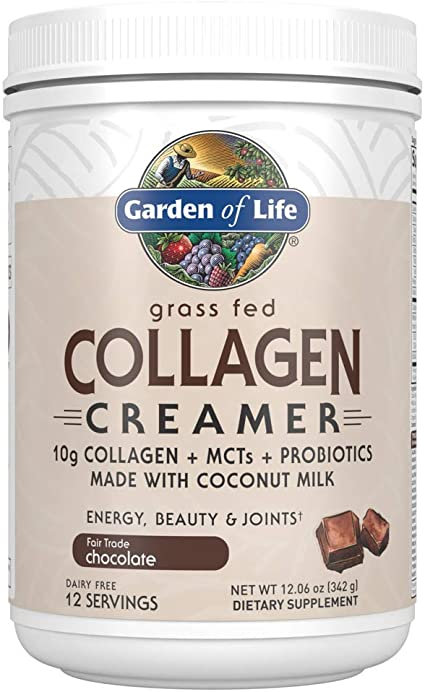 Garden of Life Collagen Creamer Chocolate  342 g