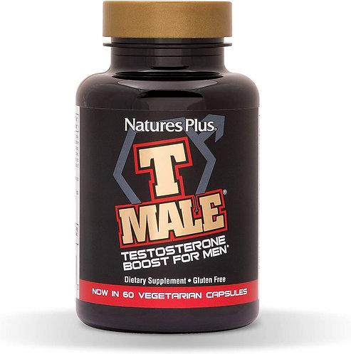 NaturesPlus T Male 60 caps
