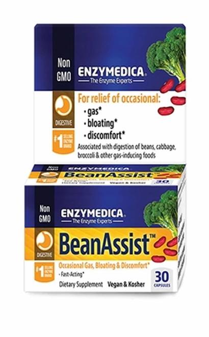Enzymedica BeanAssist  30 caps