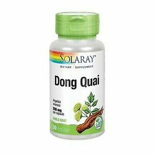 Solaray Dong Quai 550 mg  50 caps