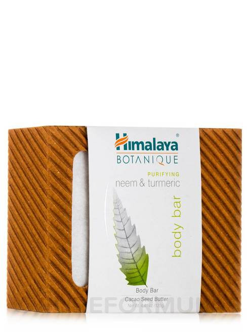 Himalaya Body Bar neem & turmeric 1 ct