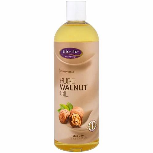 Life-flo Walnut Oil  473 ml