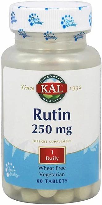 KAL Rutin 250 mg 1 Daily  60 tabs