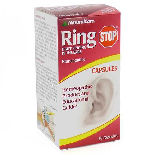 NaturalCare Ring Stop  60 caps