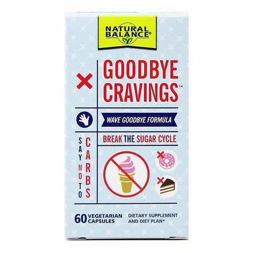 Natural Balance Goodbye Cravings  60 caps
