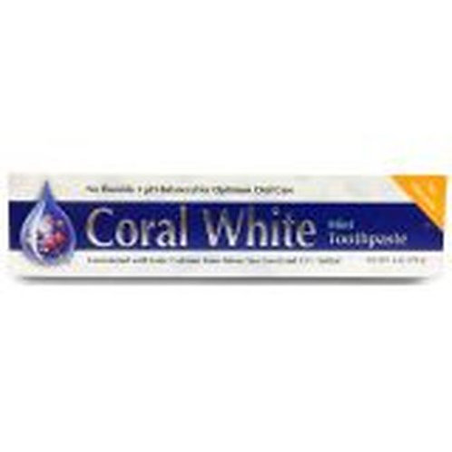 Coral LLC Coral White Toothpaste Mint  28.35 g
