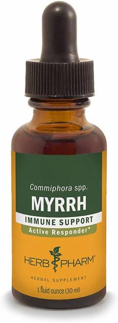 Herb Pharm Myrrh  30 ml