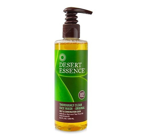 Desert Essence Face Wash  250 ml