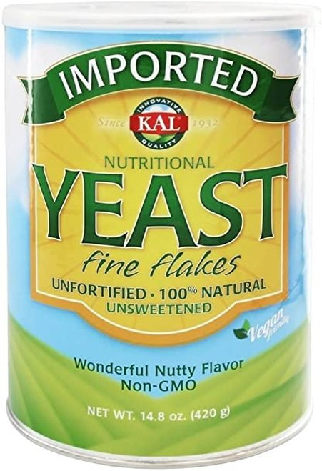 KAL Nutritional Yeast Flakes Unsweetened  420 g