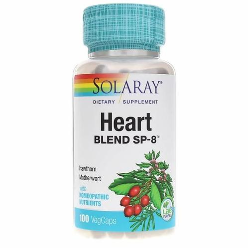 Solaray Heart Blend SP-8 100 caps