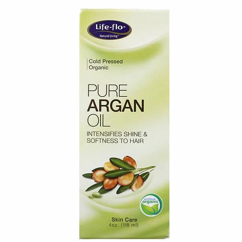Life-flo Argan Oil Organic  118 ml