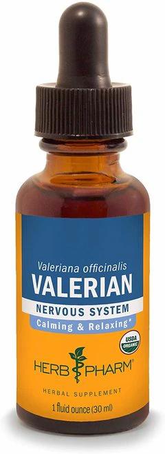 Herb Pharm Valerian  30 ml