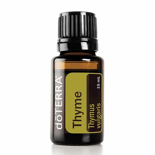 doTERRA Essential Oil Thyme 15 ml