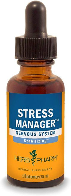 Herb Pharm Stress Manager  30 ml