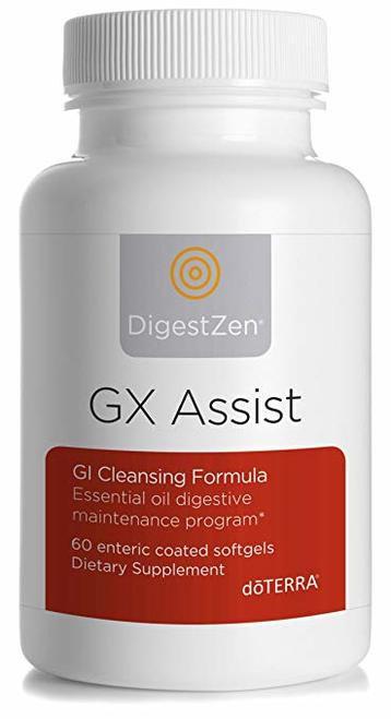 doTERRA GX Assist softgels  60 gels