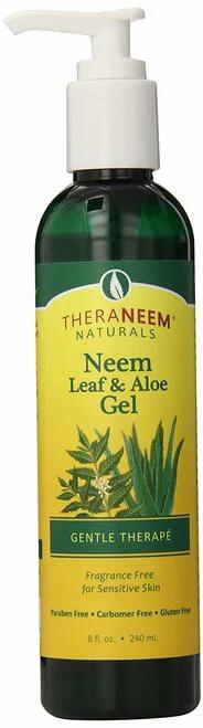 Theraneem Naturals Neem Leaf & Aloe Gel  240 ml