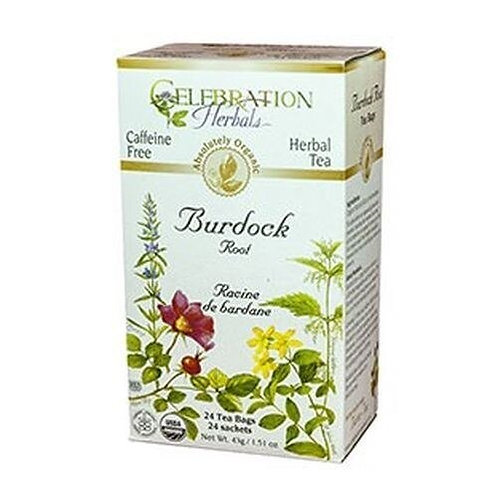 Celebration Organic Herbal Tea Burdock Root  60 g