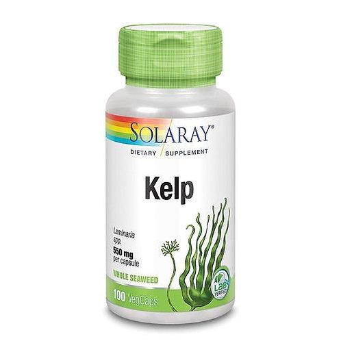 Solaray Kelp 550 mg  100 caps