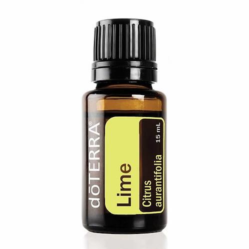 doTERRA Essential Oil Lime 15 ml