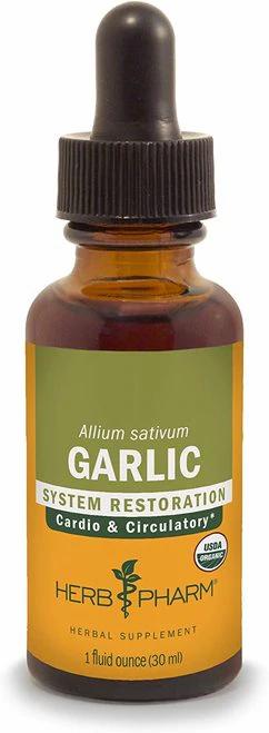 Herb Pharm Garlic  30 ml
