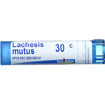 Boiron Lachesis mutus 30 C  80 ct