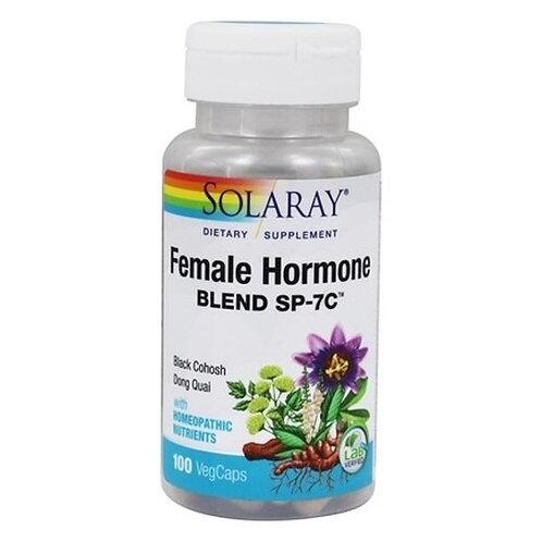Solaray Female Hormone Blend SP-7C 100 caps
