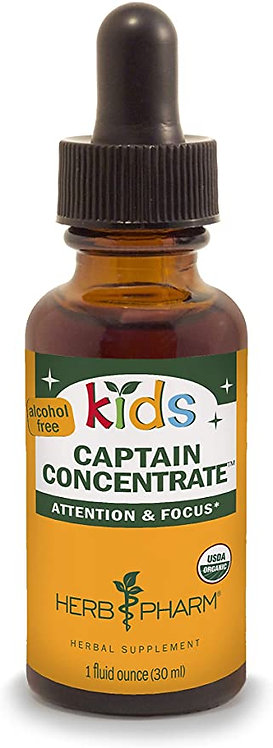 Herb Pharm Kids Captain Concentrate  30 ml