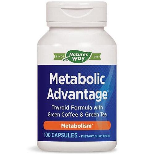 Nature's Way Metabolic Advantage  100 caps