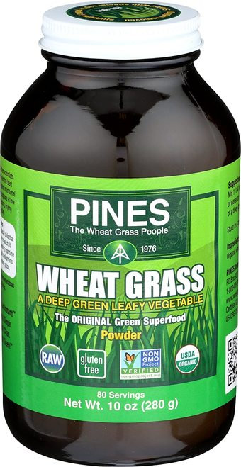 Pines Wheat Grass Powder 280 g  80 servings