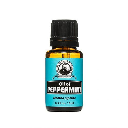 Uncle Harry's Oil of Peppermint  15 ml