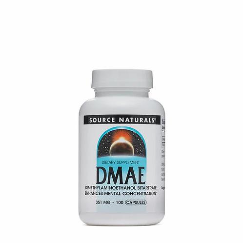 Source Naturals DMAE  100 caps